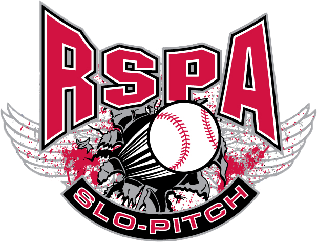 RSPA slo-pitch logo