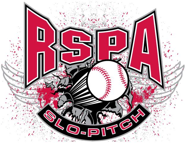 RSPA slo-pitch logo