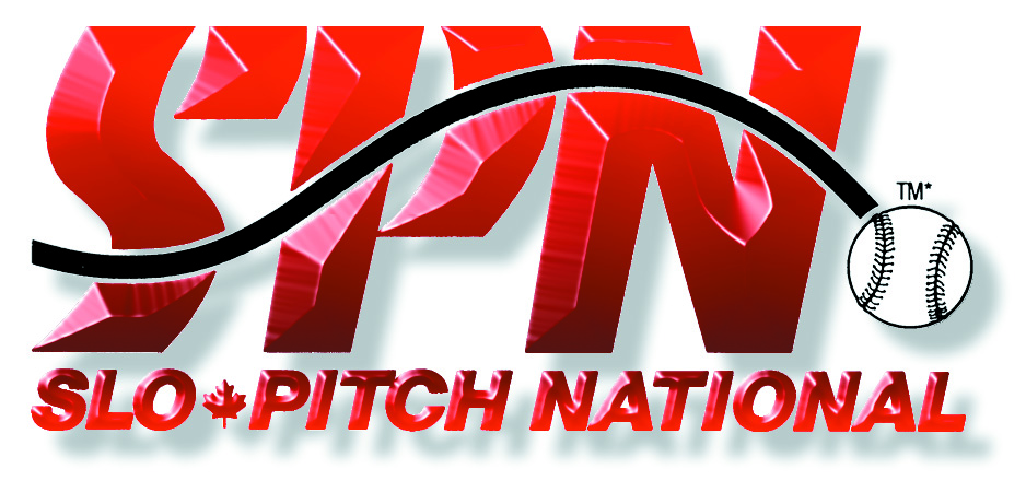 Slo-Pitch National logo
