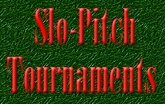 Slo-pitch Tournament