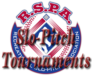 RSPA Slo-Pitch tournaments