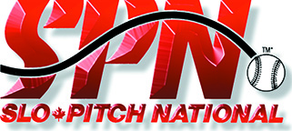 SPN Slo-Pitch National logo