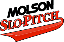 Molson Slo-Pitch logo